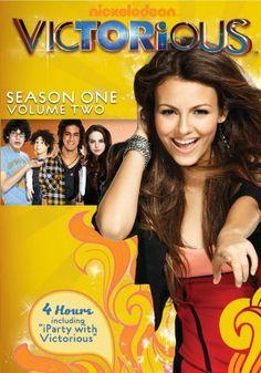 Victorious: Season 1, Vol. 2 Nickelodeon