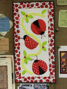Need a fun Skinny pattern?  We have many to choose from at Quilt and Sew at Golden Thread