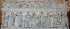 Muses sarcophagus Louvre - Muse - Wikipedia, the free encyclopedia Classical Mythology, Greek Mythology, Thalia, What Is Inspiration, Daughter Of Zeus, Daughters, Modern Muse, Musa, Ancient Greece