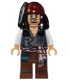 I just got this for Bug!  He's going to love it!  Take a look at this LEGO Jack Sparrow Clock by LEGO on @zulily today!  http://savingtowardabetterlife.com/2012/07/zulily-lego-sale-50-off-or-more-thru-sunday/