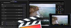 Apple has announced that updates of Final Cut Pro X to 10.4.1, Motion to 5.4.1 and Compressor to 4.4.1 will...