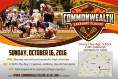 Registration open for Commonwealth Fall Lacrosse Classic (@cwlaxclassic) boys' showcase in KY - http://toplaxrecruits.com/registration-open-commonwealth-fall-lacrosse-classic-cwlaxclassic-boys-showcase-ky/