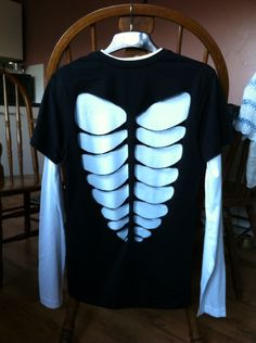 Cut out diy T Shirt