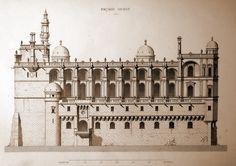 """Saint-Germain-en-Laye El castillo de Saint-Germain-en-Laye, también llamado """"Castillo-Viejo"""""""