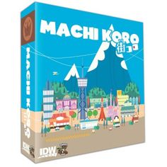 Machi Koro | CoolStuffInc.com online retailer of board games, mtg and many other collectible card games