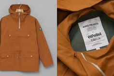 Oi Polloi x Norse Projects 'Kaare Anorak'