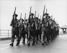 Luxembourg Troops Fight With United Nations- Training With the Belgian Army in England, UK, 1943 D16778 - Allies of World War II - Wikipedia, the free encyclopedia