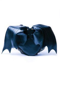 Dolls Kill Bat Outta Hell Backpack   Dolls Kill