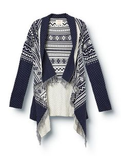 Snow Blanket Sweater- Quiksilver Womens