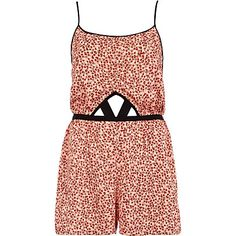 triangle cutout playsuit - Google Search