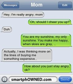 Page 14 - Awkward Parents - Autocorrect Fails and Funny Text Messages - SmartphOWNED