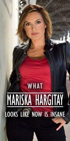 What Mariska Hargitay Looks Like Now is Insane