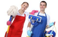 Professional domestic and office cleaning services in London and South East England