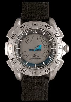 OMEGA Regatta Watches collection: 2003 Speedmaster X-33 Special Edition America's Cup