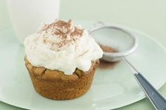 Master the art of picture perfect muffins with the robust flavour of espresso coffee.