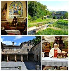 Le Marche da scoprire: Convento di Renacavata, Camerino