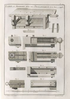 roubo's plate 1 - Google Search