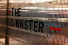 GRUNGY GRUB The Oinkster Opens Doors in Hollywood