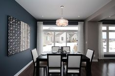 #Devon Dining Room Greenwood Park, New Community, Best Kitchen Designs, Kingston, Devon, Cool Kitchens, Dining Room, Table, Model