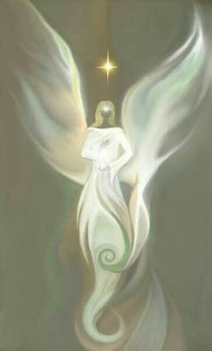Images Victoriennes, Angel Artwork, Angel Paintings, Angel Drawing, Creation Art, I Believe In Angels, Guardian Angels, Guardian Angel Tattoo, Painting Inspiration