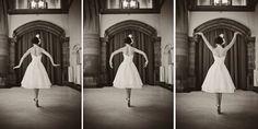 Noivas bailarinas | Casamenteiras. #Ballet_beautie #sur_les_pointes *Ballet_beautie, sur les pointes !*