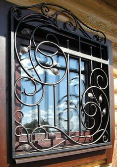Решетки на окна для дачи: выбор оптимальной конструкции и 70 наиболее элегантных и безопасных вариантов http://happymodern.ru/reshetki-na-okna-dlya-dachi/ reshetki_na_okna_dlya_dachi_67 Смотри больше http://happymodern.ru/reshetki-na-okna-dlya-dachi/