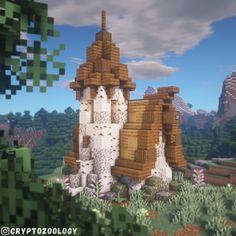 Cozy Cottage: Minecraftbuilds Plans Minecraft, Art Minecraft, Minecraft Building Blueprints, Minecraft Structures, Minecraft House Tutorials, Minecraft Castle, Minecraft Pictures, Cute Minecraft Houses, Minecraft House Designs