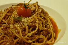recetas de pollo | Foto de la receta de Pollo con espagueti