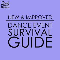 Dance event survival guide — Zouk The World