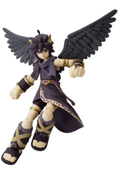 Figma : Kid Icarus: Uprising Black Pit
