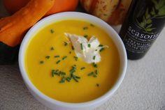 Butternut Squash & Apple Soup | SeasonsTaproom.com