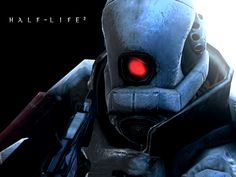 Half-Life 2 and Combine soldiers © Valve Software Command and Conquer Photoshop Original, Valve Games, War Novels, Neon Evangelion, Command And Conquer, Half Life, Arte Horror, Team Fortress 2, Great Videos