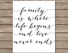 ~La famılle est l'endroit ou la vie commence et l'Amour ne se termine jamais...~