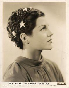 Rita Cansino aka Hayworth