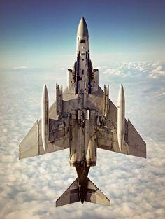 enrique262: McDonnell Douglas F-4 Phantom II.
