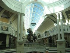 Africa is NOT all poverty and wild frontier: i bought BEAUTIFUL pearls here: Canal Walk Mall in Cape Town, South Africa. One of the largest malls in the Southern Hemisphere and one of South Africa's mega malls. Places To See, Places Ive Been, Places Worth Visiting, Out Of Africa, Travel Info, My Land, Beautiful Architecture, Africa Travel, Cape Town