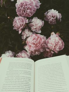 Shared by Alaska. Find images and videos about girl, fashion and cute on We Heart It - the app to get lost in what you love. Book Wallpaper, Cute Wallpaper Backgrounds, Cute Wallpapers, Book Aesthetic, Aesthetic Pictures, Book Flowers, Time In The World, Pink Themes, Coffee And Books