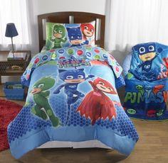 PJ Masks 3D Toddler Bed   FUTURE HOME IDEAS   Bedroom, Pj ...