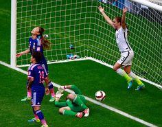 Alex Morgan Photos - USA v Japan: Final - FIFA Women's World Cup 2015 - Zimbio