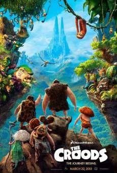 Los Croods: Una aventura prehist�rica - Peliculas Online
