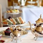High Tea w/ finger sandwiches & light desserts