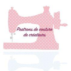 Patrons de couture de créateurs 10 sites tendance ! Backrest Pillow, Pillows, Dressmaking, Patron Robe, Couture Facile, Paper Pieced Patterns, Sewing, Pique, Cushions