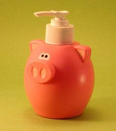 Piggy Soap Dispenser (MC024)