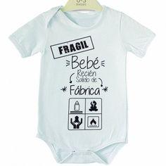 Body original para Bebé, Frágil bebé