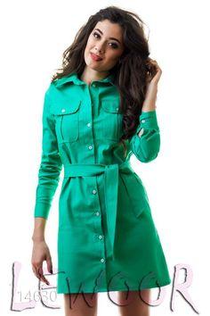 Платье рубашечного покроя интернет-магазин