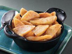 Slow Cooker Stewed Cinnamon Apples