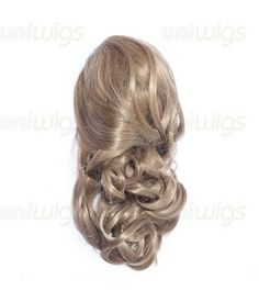 Daphne Wavy Synthetic Clip Ponytail - UniWigs ® Official Site #humanhairwigs #laceclosure #flipinhairextention #africanamericanwigs #ombrehairextensions #syntheticwigs #monofilamentwigs #silktopfulllacewigs #kanekalonwigs #brazilianlaceclosure #fishlinehairextensions #heatresistantwigs #caplesswigs #fashion #hairstylesforgirl #haircut #customwigs #fashionwigs #hairstyles #salons #pinup #uniwigs #uniwigssalon #beautiful #newarrivals