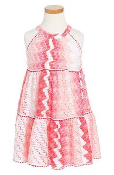 Missoni 'Abito Patchwork' Knit Dress (Little Girls & Big Girls)