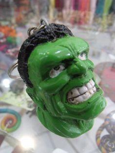 Chaveiro Hulk R$ 20,00