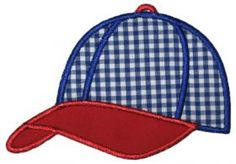 See It All :: Baseball Cap Applique